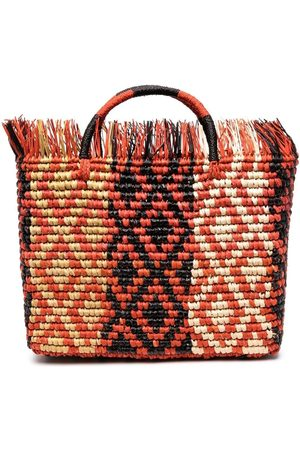 SENSI STUDIO Women Handbags - Canasta Mexicana tote bag