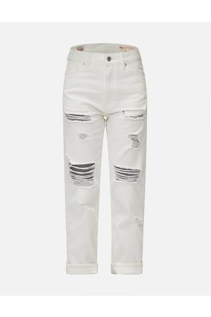 Evisu Camouflage Kamon Embroidered Relax Fit Jeans