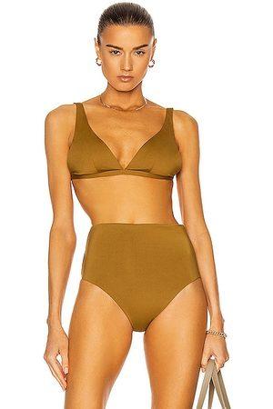 ASCENO Women Bikinis - The Cannes Bikini Top in