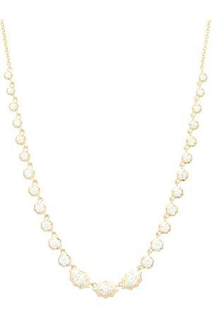 Jade Trau Maverick Riviera Diamond & 18kt Necklace - Womens