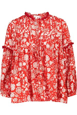 POUPETTE ST BARTH Exclusive to Mytheresa – Clara floral blouse
