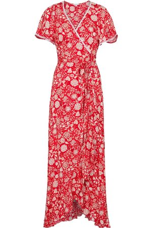 POUPETTE ST BARTH Exclusive to Mytheresa – Joe floral wrap dress