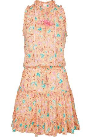 POUPETTE ST BARTH Women Printed Dresses - Exclusive to Mytheresa – Clara floral minidress