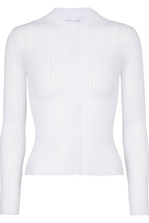 Cecilie Bahnsen Felicity ribbed-knit cardigan
