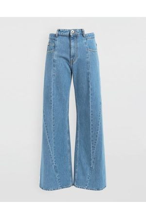 Maison Margiela Women Trousers - Jeans Cotton