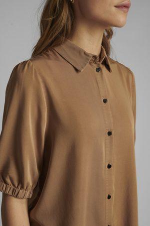 Numph Nucasilda Tannin Shirt