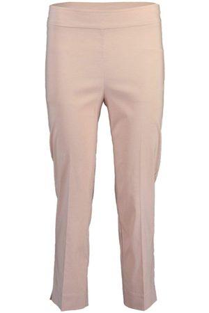 AVENUE MONTAIGNE Blush Skinny Cropped Pant