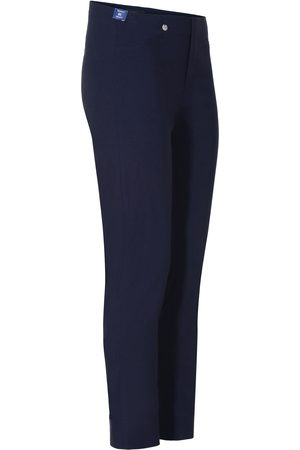 The Boutique Waltham Robell Trousers Rose 09 68CM Cropped Super slim
