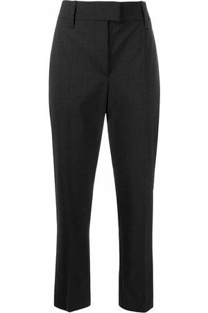 Brunello Cucinelli Women Formal Trousers - WOMEN'S M0W07P6963C2803 WOOL PANTS