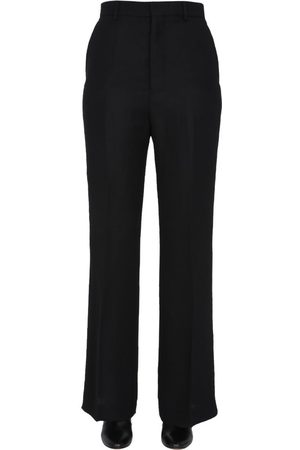 Ami WOMEN'S E21FT412456001 OTHER MATERIALS PANTS
