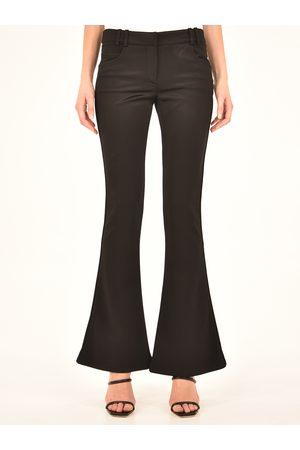 Balmain Women Wide Leg Trousers - Flared pants