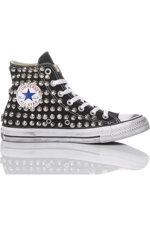 Converse WOMEN'S MIM22 FABRIC HI TOP SNEAKERS