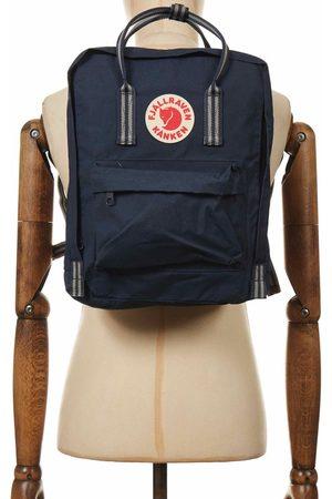 Fjällräven Fjallraven Kanken Classic Backpack - Navy-Long Stripes Colour: Navy-Long Stripes
