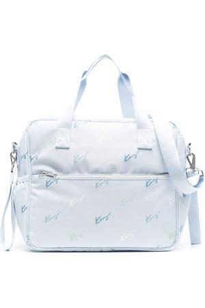 Kenzo Logo-print changing bag