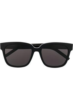 Saint Laurent Square-frame tinted sunglasses