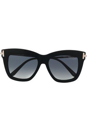 Tom Ford Cat-eye frame sunglasses