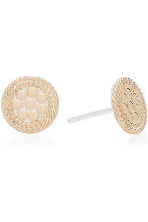 Anna Beck Classic Mini Circle Stud Earrings
