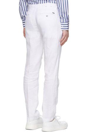 HUGO BOSS Men Trousers - CRIGAN3 D Linen Chinos 50330691