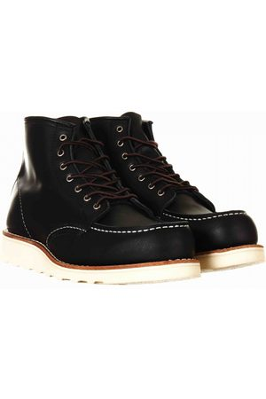 """Red Wing Women Boots - Women's 3373 Heritage 6"""" Moc Toe Boot - Boundary Leathe"""