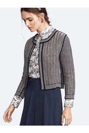 Riani Reversible Knitted Jacket In Boucle 307310-7891 494