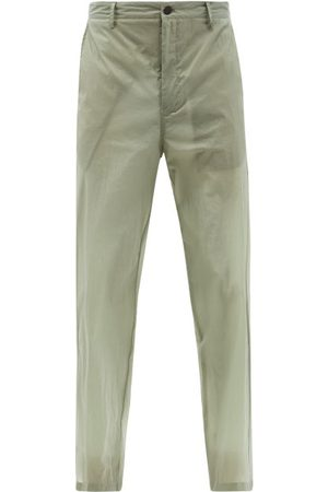 5 MONCLER CRAIG GREEN Men Trousers - Relaxed-leg Technical Trousers - Mens