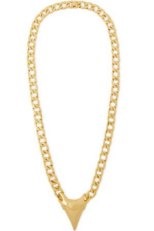 ZIMMERMANN Women Necklaces - Woman -tone Resin Necklace Size