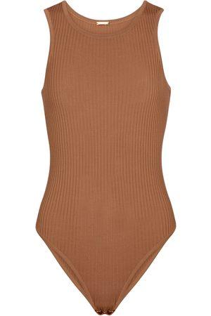 DODO BAR OR Women Bodies - Ribbed-knit bodysuit