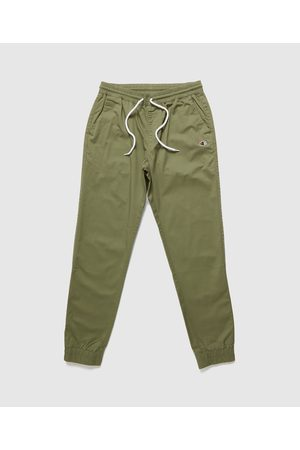 Champion Men Trousers - Men's Rochester Wash Twill Track Pants