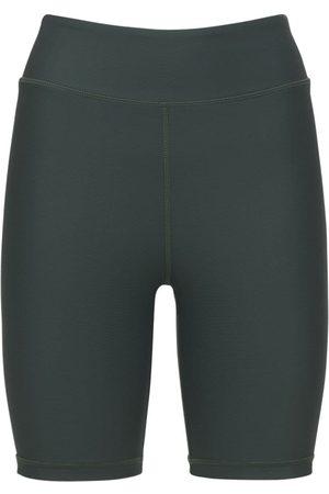 The Upside Women Shorts - Matte Tech Spin Shorts