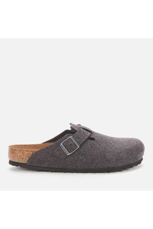 Birkenstock Men Sandals - Men's Boston Wool Mules