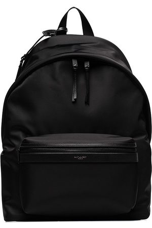 Saint Laurent Men Rucksacks - City nylon backpack