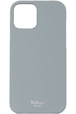 MULBERRY Phones - Classic-grain iPhone 12 case