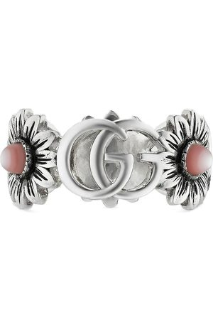 Gucci Men Rings - Double G flower ring