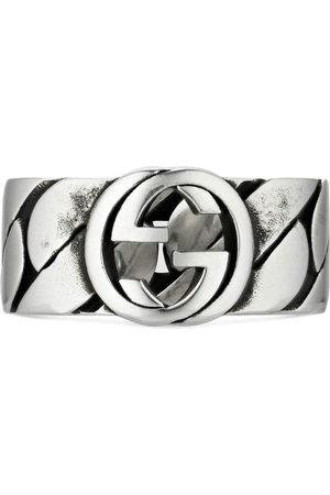Gucci Rings - Interlocking G ring