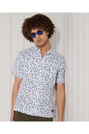Superdry Men Short sleeves - Short Sleeve Beach shirt