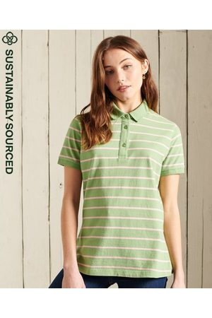 Superdry Academy Stripe Polo Shirt