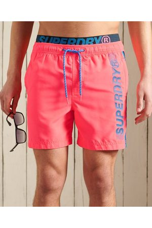 Superdry State Volley Swim Shorts