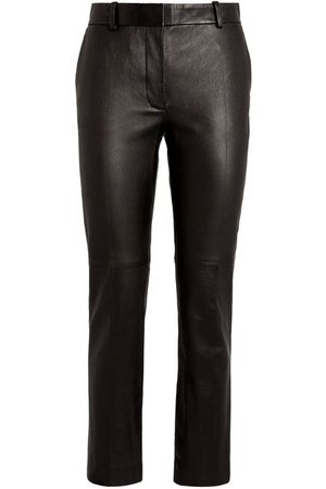 Joseph Leather Coleman Trousers
