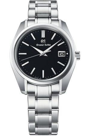 Grand Seiko Stainless Steel Heritage Quartz Watch 40mm