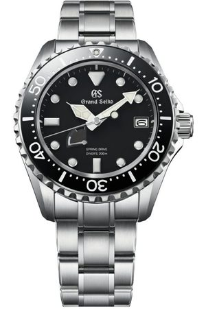 Grand Seiko Stainless Steel Sport Spring Drive Diver's Watch 44.2mm