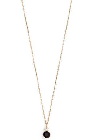 Kinraden 18kt yellow Ample Flight necklace