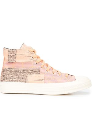 Converse Chuck 70 Patchwork high-top shoes