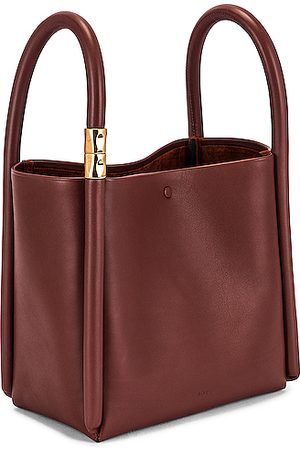 BOYY Lotus 20 Bag with Cotton Strap in Hickory