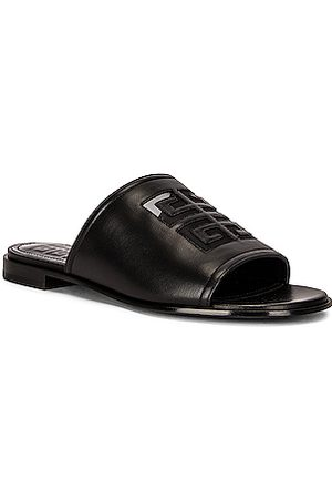 Givenchy 4G Flat Mules in