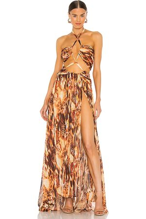 Bronx and Banco Fire Gown in . Size XS, S.
