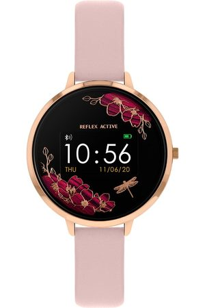 Reflex Active Women Watches - Series 3 Smart Watch With Colour Screen, Crown Navigation And Upto 7 Day Battery Life