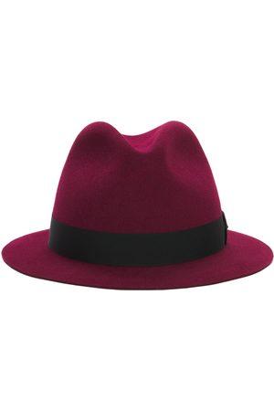 Saint Laurent Women Hats - Bogart Felt Hat