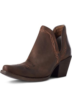 Ariat Women's Encore Western Boots in Weathered Leather