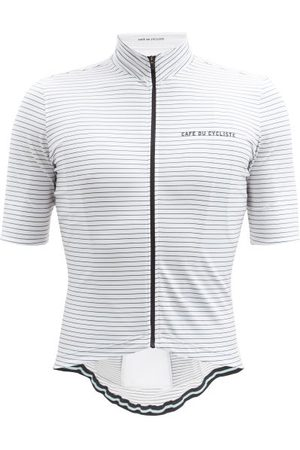 Cafe du Cycliste Francine Striped Jersey Cycling Top - Mens