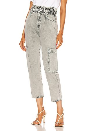 Citizens of Humanity Annika Patch Pocket Jean in Nevis